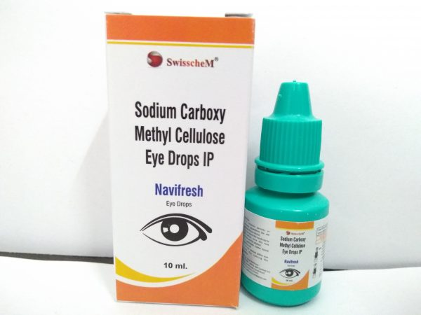 Sodium Carboxy Methyl cellulose Eye Drops IP