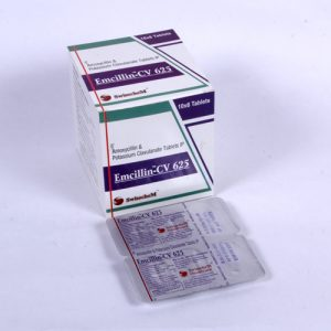 Amoxicillin & Potassium Clavulanate Tablets IP