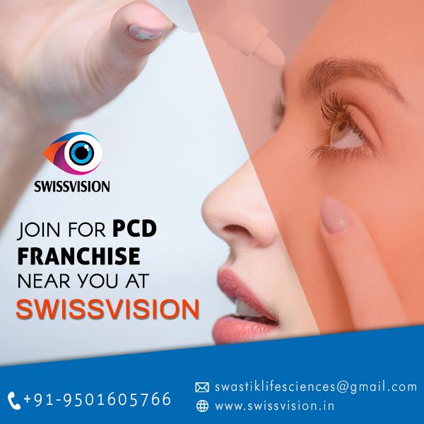 Eye Drops Franchise Company in Goa