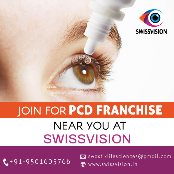 Eye Drop PCD Franchise Company in Meghalaya