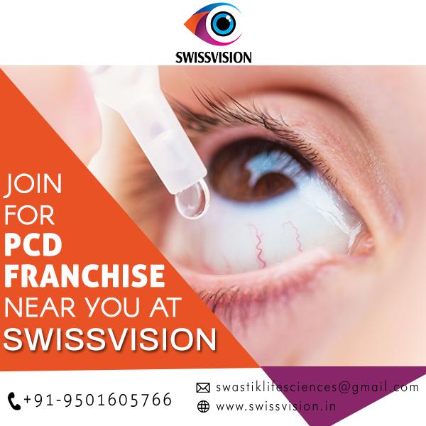 Eye Drops PCD Franchise in Chhattisgarh